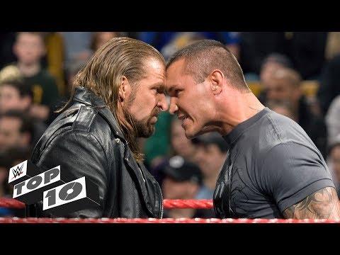 Greatest Triple H vs Randy Orton showdowns: WWE Top 10, June 3, 2019
