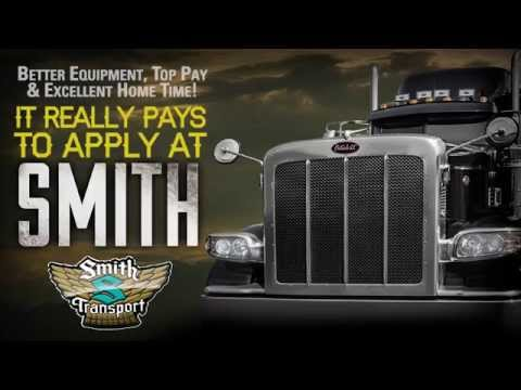 Smith Transport Gift Card Giveaway-DriveforSmith.com