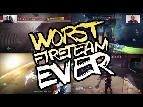 Steve Goes Into The Red Zone!: Worst Fireteam Ever Episode 3