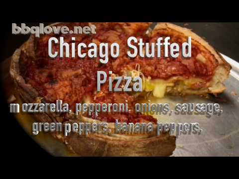 ​ Chicago Style Deep Dish Pizza from Chester Cab Pizza
