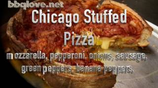  Chicago Style Deep Dish Pizza from Chester Cab Pizza