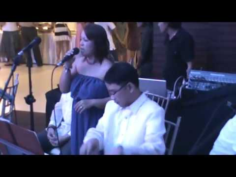 THE NEARNESS OF YOU (JAZZ)  WEDDING MUSICIANS MANILA PHILIPPINES - LIVE MUSIC BAND EVENTS SUPPLIER