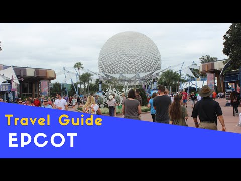 TRAVEL GUIDE: Epcot, Walt Disney World!