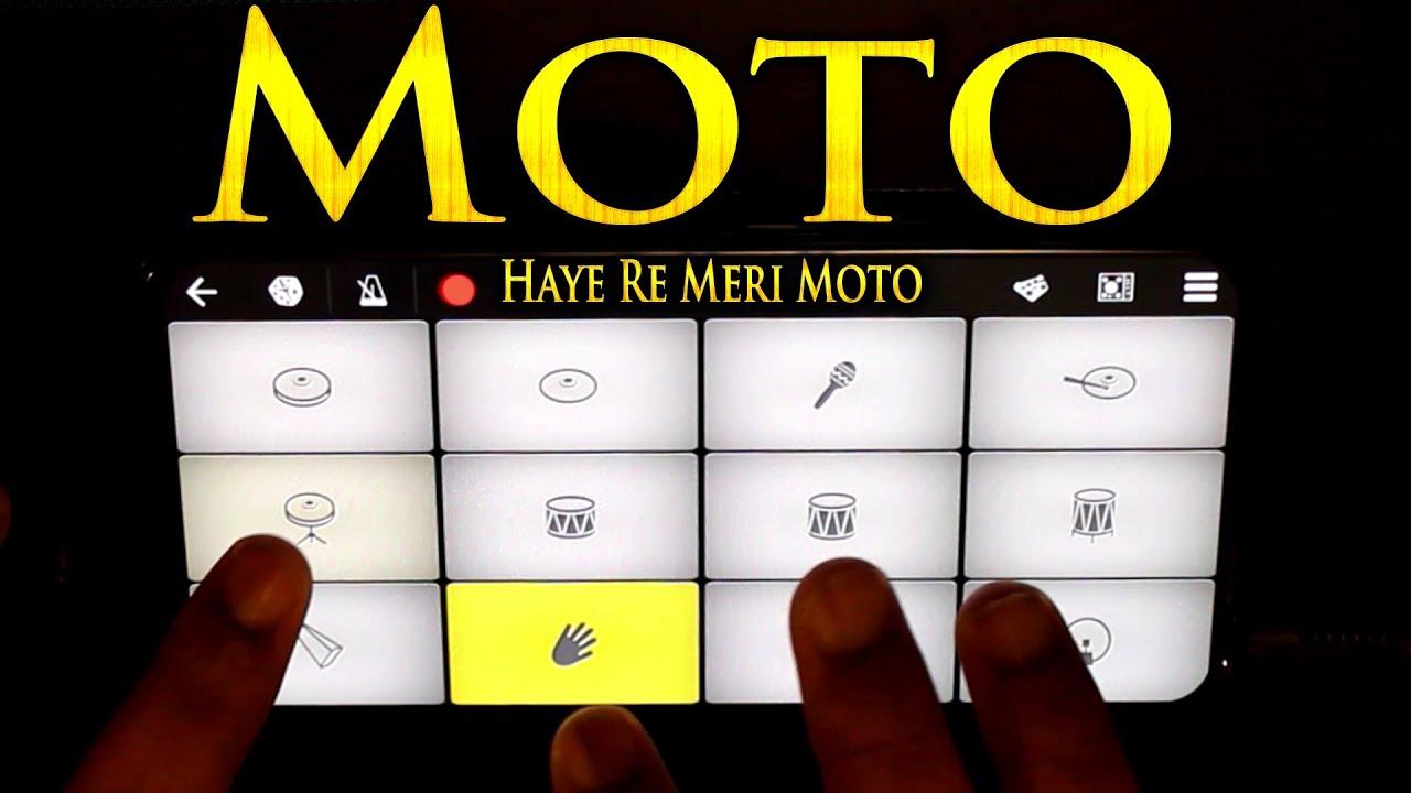 Moto   Haye Re Meri Moto   Walk Band App   Janny Dholi
