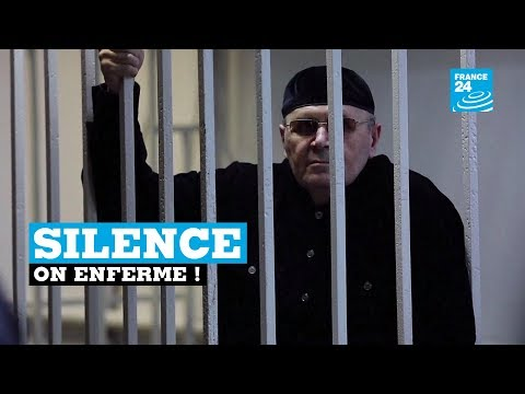 Russie : silence, on enferme !