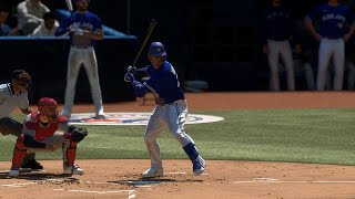 Toronto Blue Jays vs Cleveland Indians - MLB Today 8/2 Full Game Highlights (MLB The Show 21)