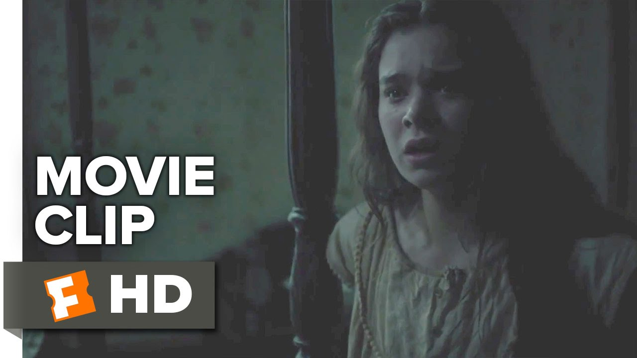 The Keeping Room Movie CLIP  Theyre Coming 2015  Hailee Steinfeld Sam Worthington Movie HD