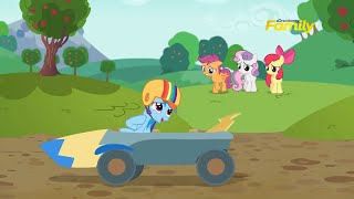 Mlp friendship is magic the cart before the ponies teaser s6 e14