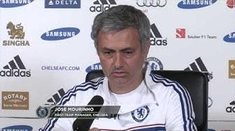 """Jose Mourinho: """"Diese Tabelle lügt!""""   Aston Villa - FC Chelsea"""