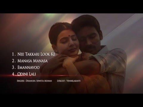 Nava  Manmadhudu - Music Box | Dhanush | Anirudh Ravichander