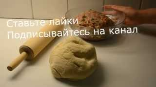 Готовим ДОМА - Тесто для пельменей и вареников в хлебопечке плюс начинка