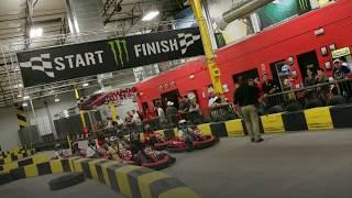 Las Vegas Indoor Kart Racing - Pole Position Raceway