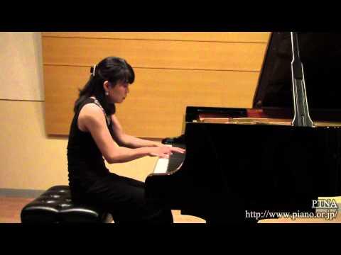 クープラン: クラヴサン曲集 第2巻第6組曲第5曲 Couperin/Pieces de clavecin second livre Ordre No.6-5  Pf.萬谷衣里:Mantani,Eri