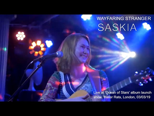 Wayfaring Stranger (Eva Cassidy Cover) // Saskia Griffiths-Moore