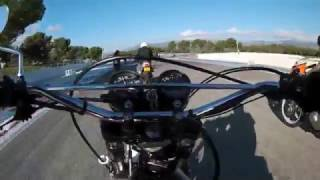 Petits tours sur le circuit Paul Ricard en 500XT
