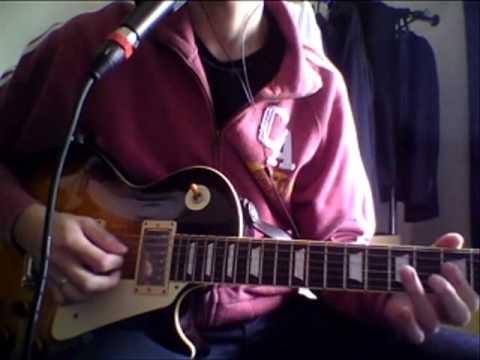Blackmore Style Descending Lick
