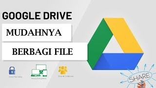 Cara Berbagi File Dengan Mudah Lewat  Google Drive