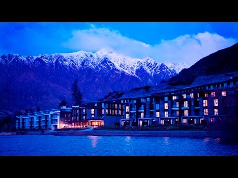 Stunning Incredible Hilton Queenstown Luxury Hotel in Kawarau Village, New Zealand