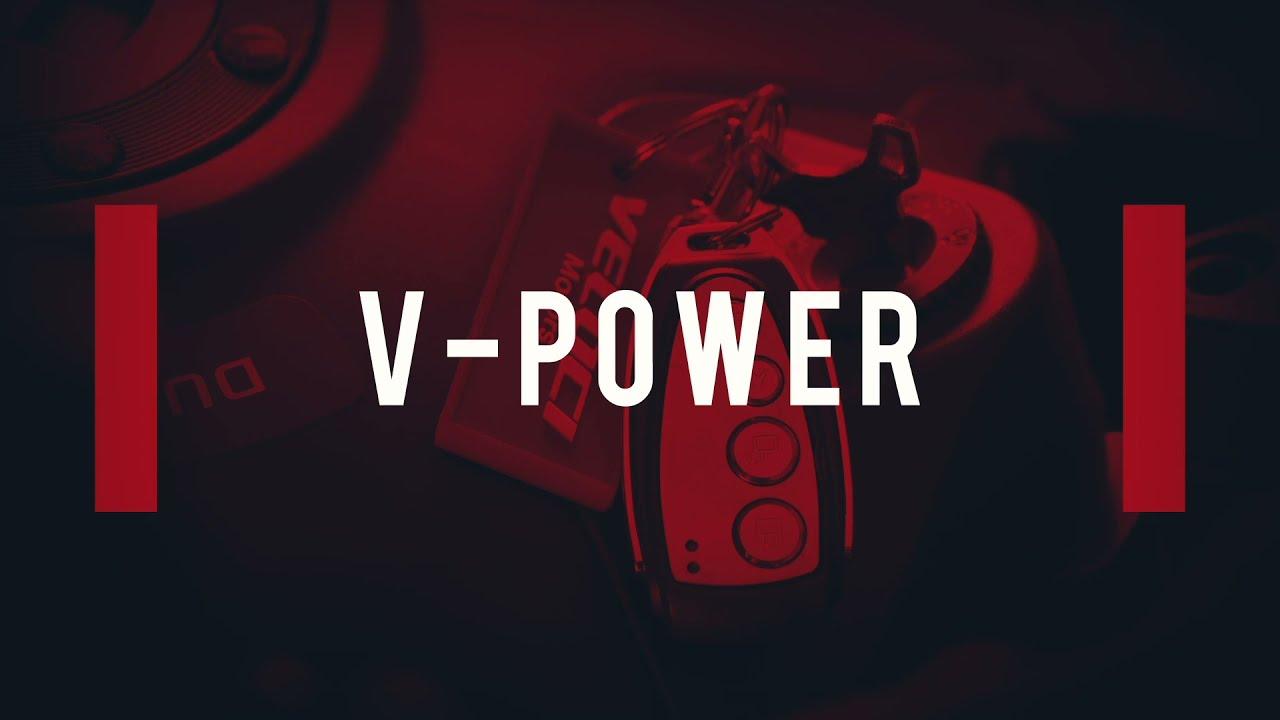 V-POWER VELOCI