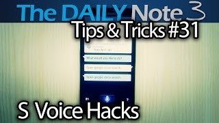 samsung galaxy note 3 tips tricks ep 31 s voice hacks turn off screen google now hands free