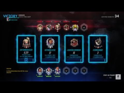 Download Overwatch: Competitive Sombra on Dorado!