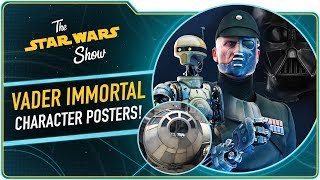 Vader Immortal Posters and More Coming To San Diego Comic-Con