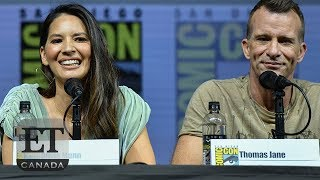 Olivia Munn, Sterling K. Brown Talk 'The Predator' At 2018 Comic-Con