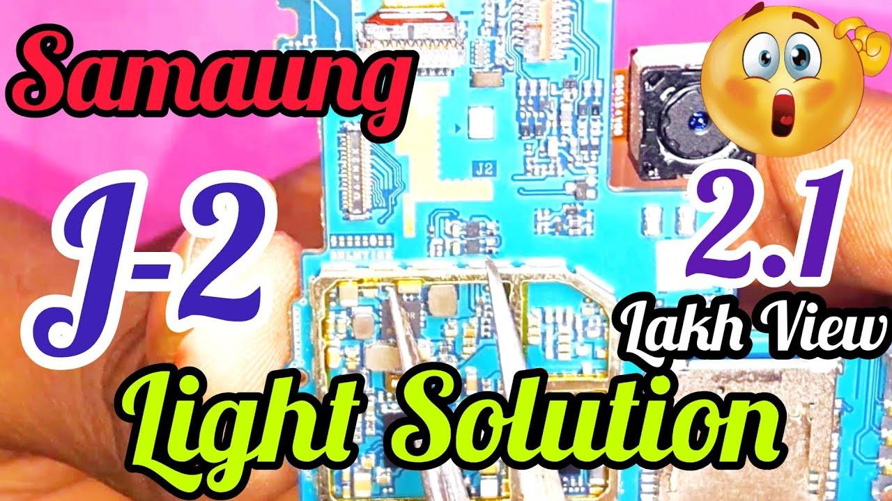 Jumper Ic Lampu Samsung Galaxy V