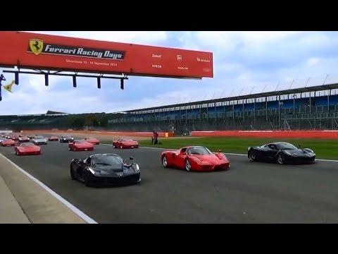 Track Parade - Ferrari Racing Days Silverstone