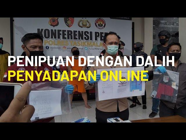 Polisi Tangkap Penipu dengan Dalih Penyadapan Online, Pelaku Block Korban setelah Dapat Transferan