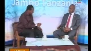 Jambo Tanzania- Mh  James Mbatia TBC
