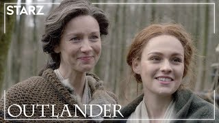 Outlander | The Frasers BTS Clip | STARZ