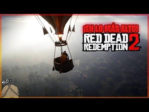 SUBIMOS A LO MAS ALTO EN RED DEAD REDEMPTION 2