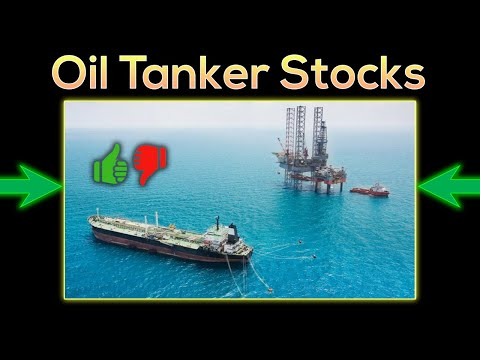 Oil Tanker Stocks: Great Time To BUY! (NAT, FRO, STNG)