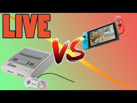 Live 15k - Débat : Les jeux vidéo c'était mieux avant ?