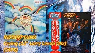 Download INSTANT FUNK - Crying (12