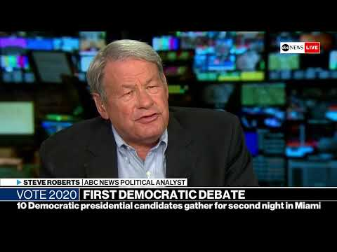 2020 Democratic Debate, Night 2: ABC News Live Pre-debate coverage
