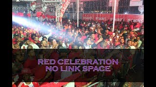 Red Celebration no Link Space do Kilamba