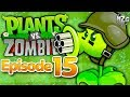 Plants Vs Zombies Gameplay Walkthrough Episode 15 Gatling Pea Survival Day Survival Night mp3