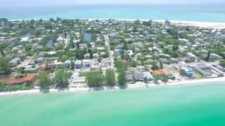 Anna Maria Island   Manatee County, Florida   Aerial Views   Video Tour