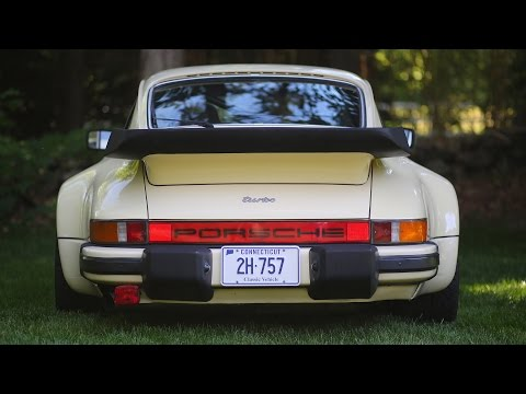 Porsche 930 (911 Turbo) review and drive