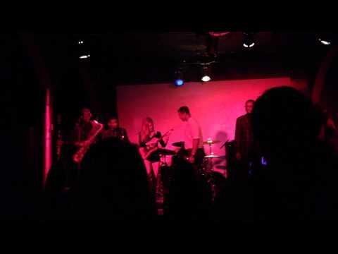 Jon Huertas Singing At His First Live Performance - 08/12/13 (Part 3)
