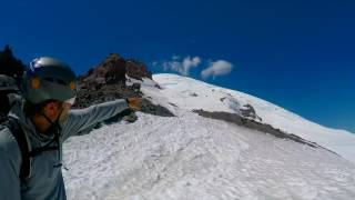 Mount Rainier Summit Climb, May 28-30, 2017