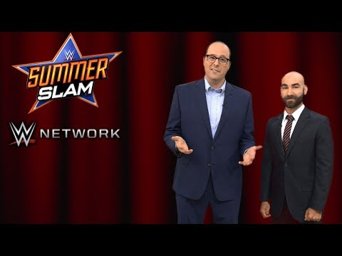 SummerSlam to stream live in Russian on WWE Network
