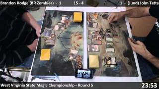 West Virginia State Mtg Championship - Round 5
