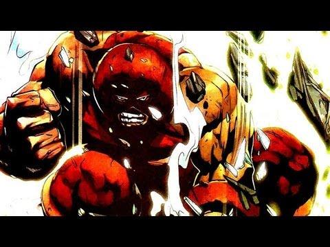 Supervillain Origins: The Juggernaut