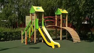 Детские площадки проверены!