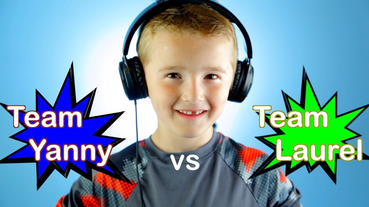 Trick Shot Titus | Team Yanny vs Team Laurel