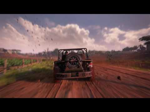 Uncharted 4 Chase Scene No Hud