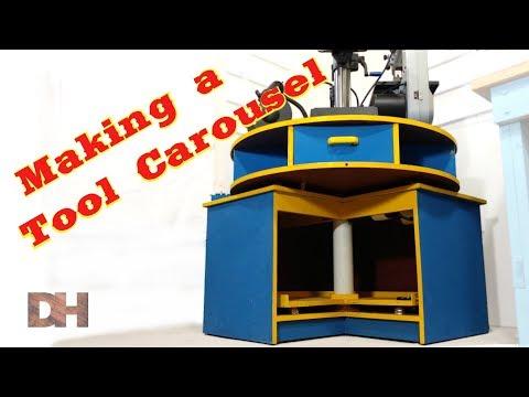 Making A Tool Carousel